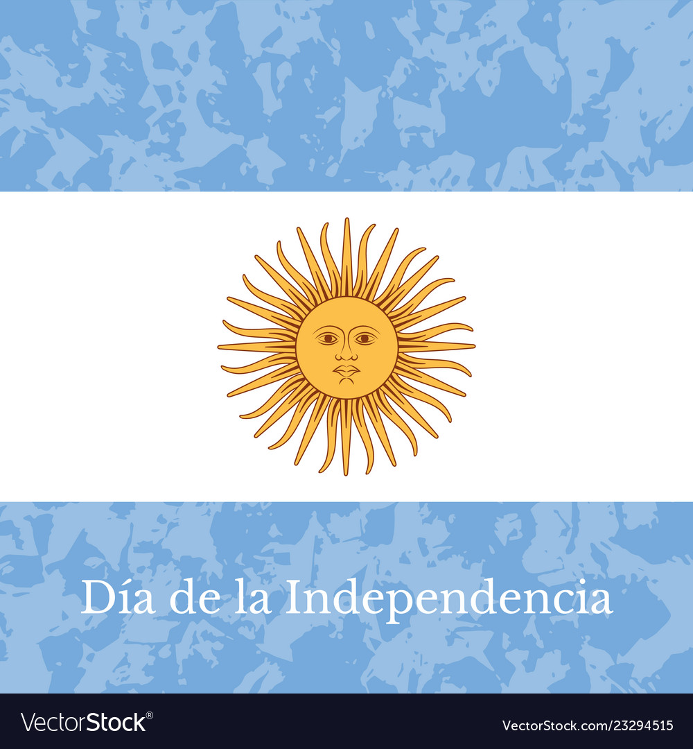 Argentina independence day 9 july flag of