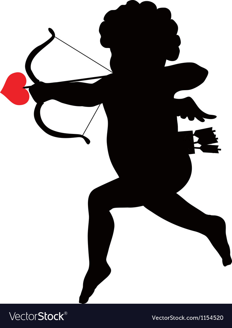 Amour silhouette