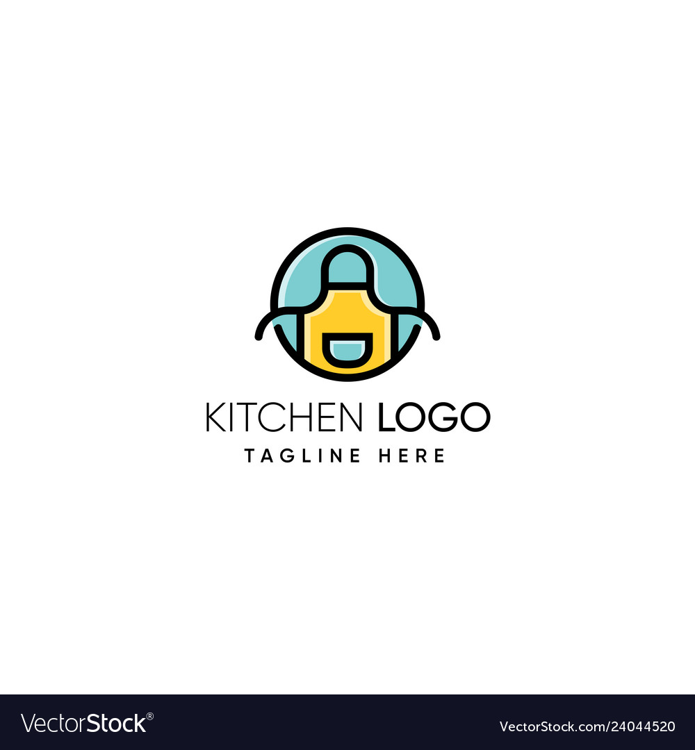 Kitchen logo design