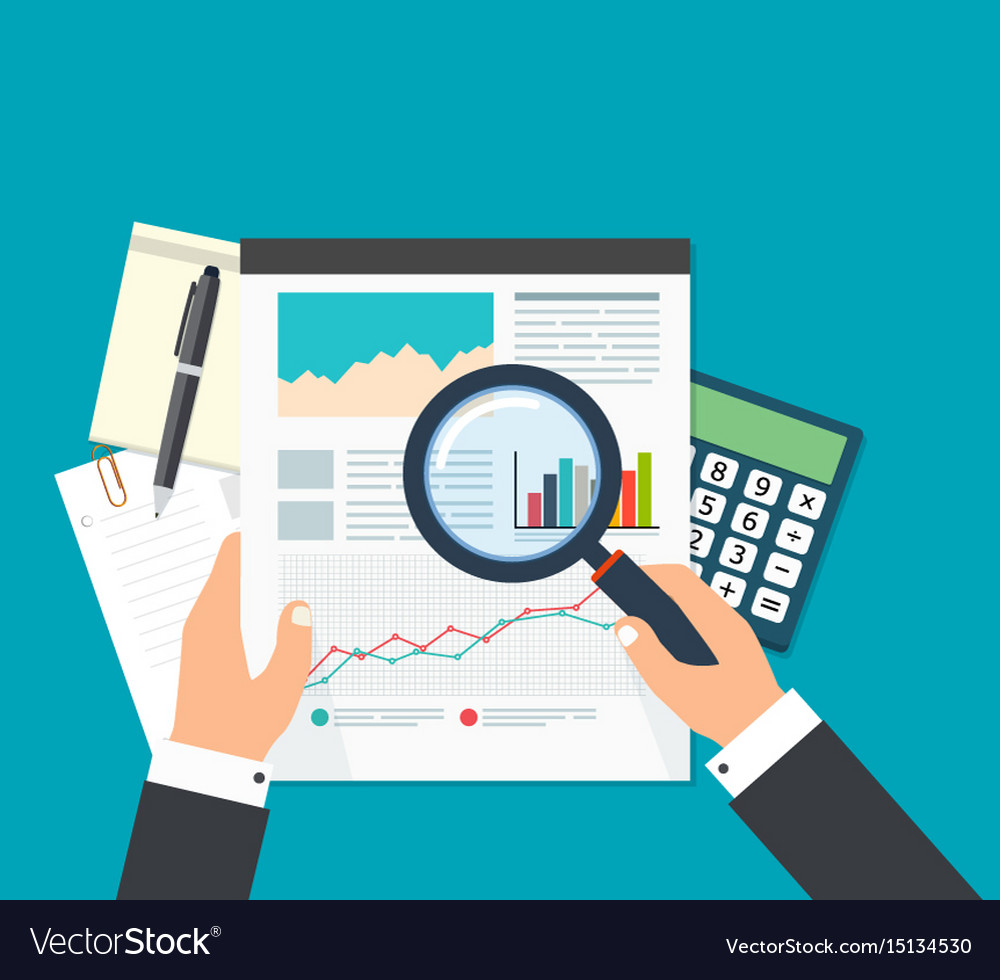 Business analyst financial data analysis