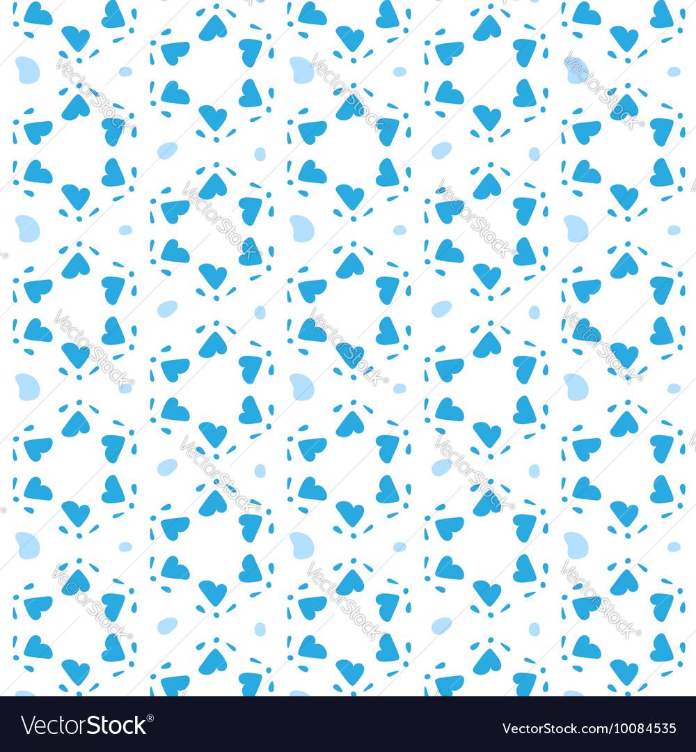 Star of David Seamless Pattern