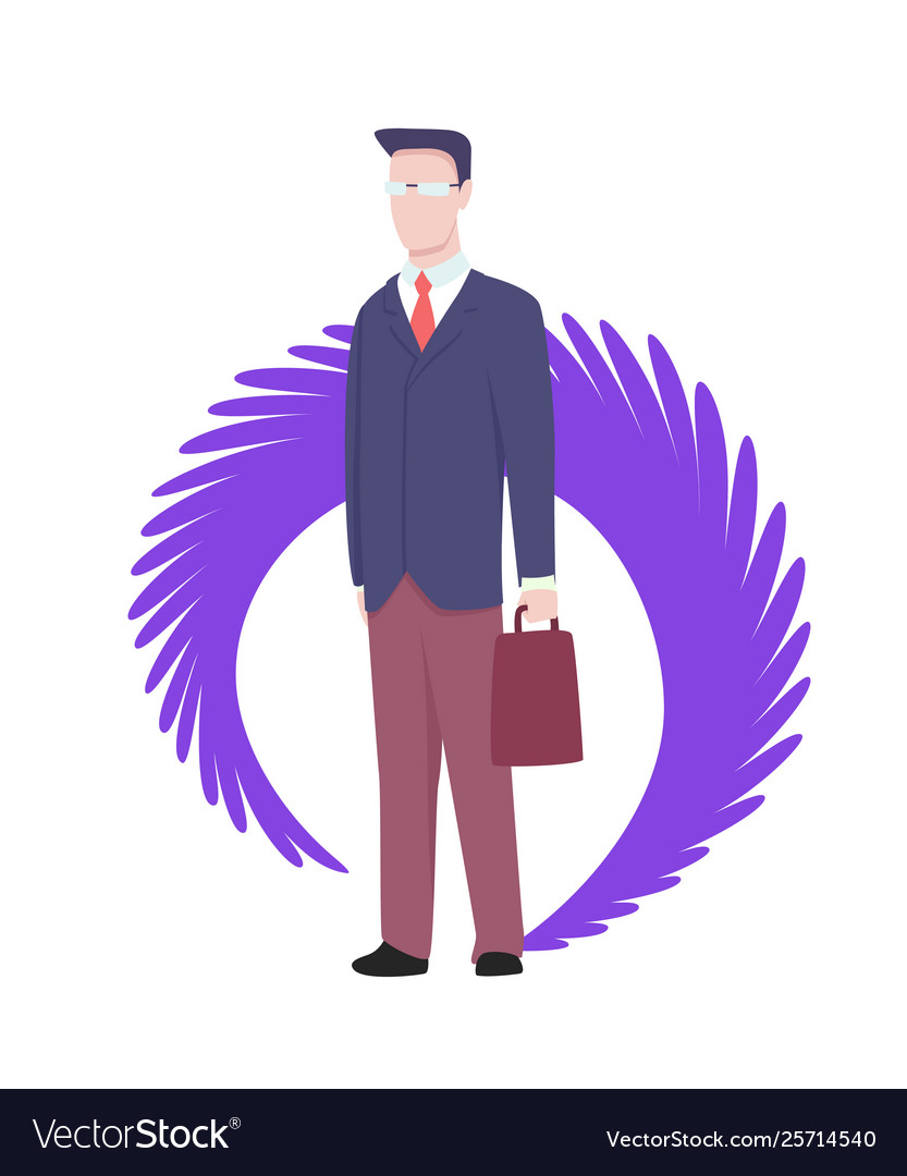 Business characters poses and actions
