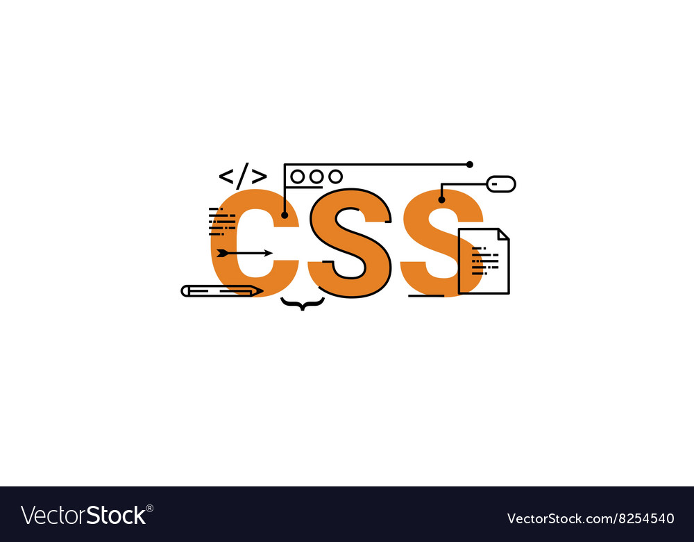 Css word lettering