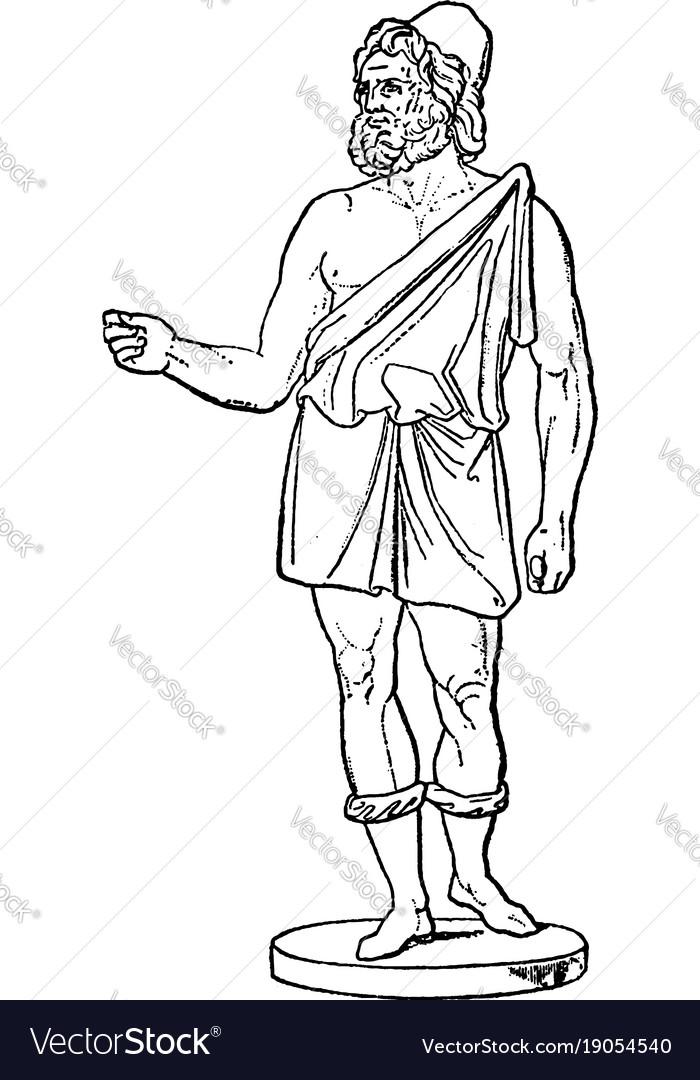Hephaistus vintage