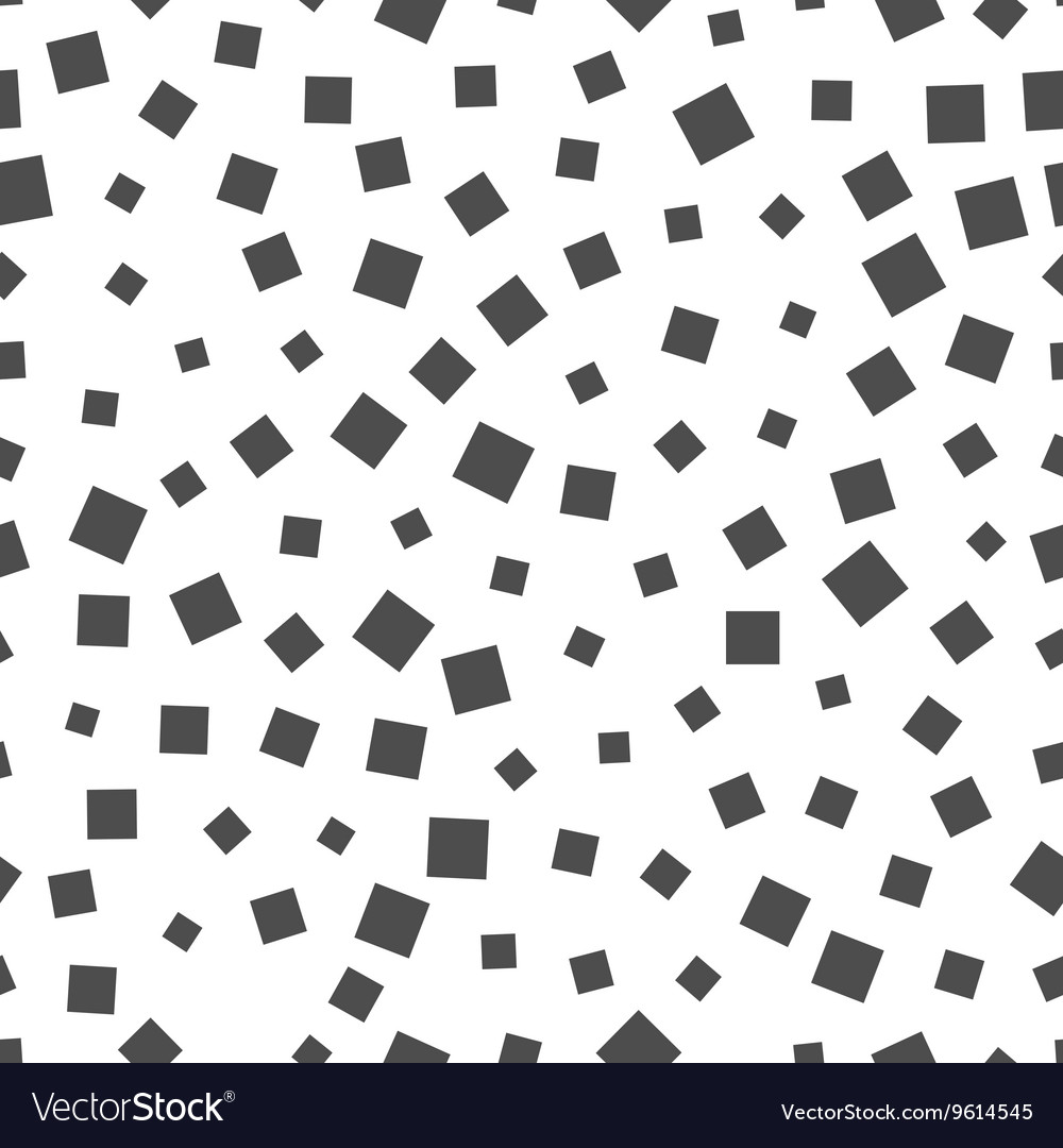 Repeating background from squares Seamless pattern