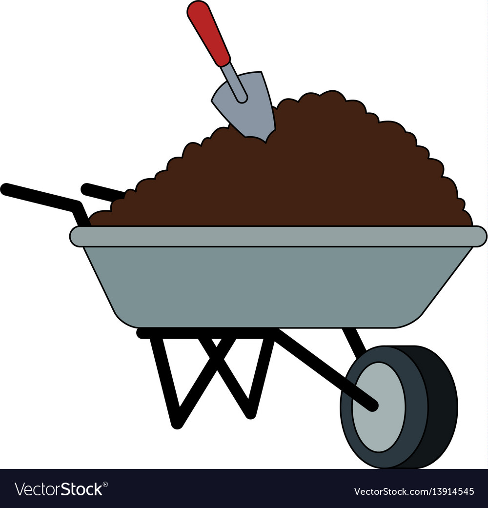 Soil or dirt icon image