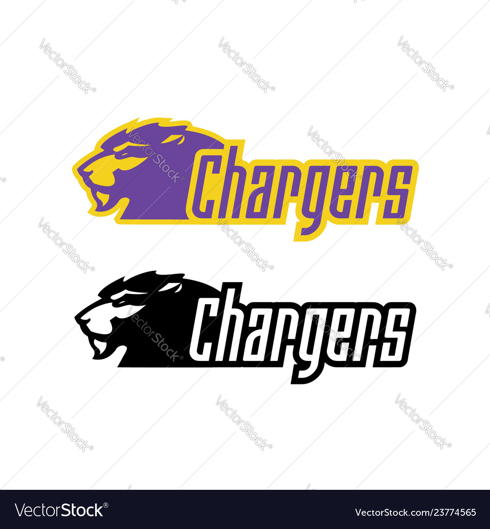 Chargers-logo-set