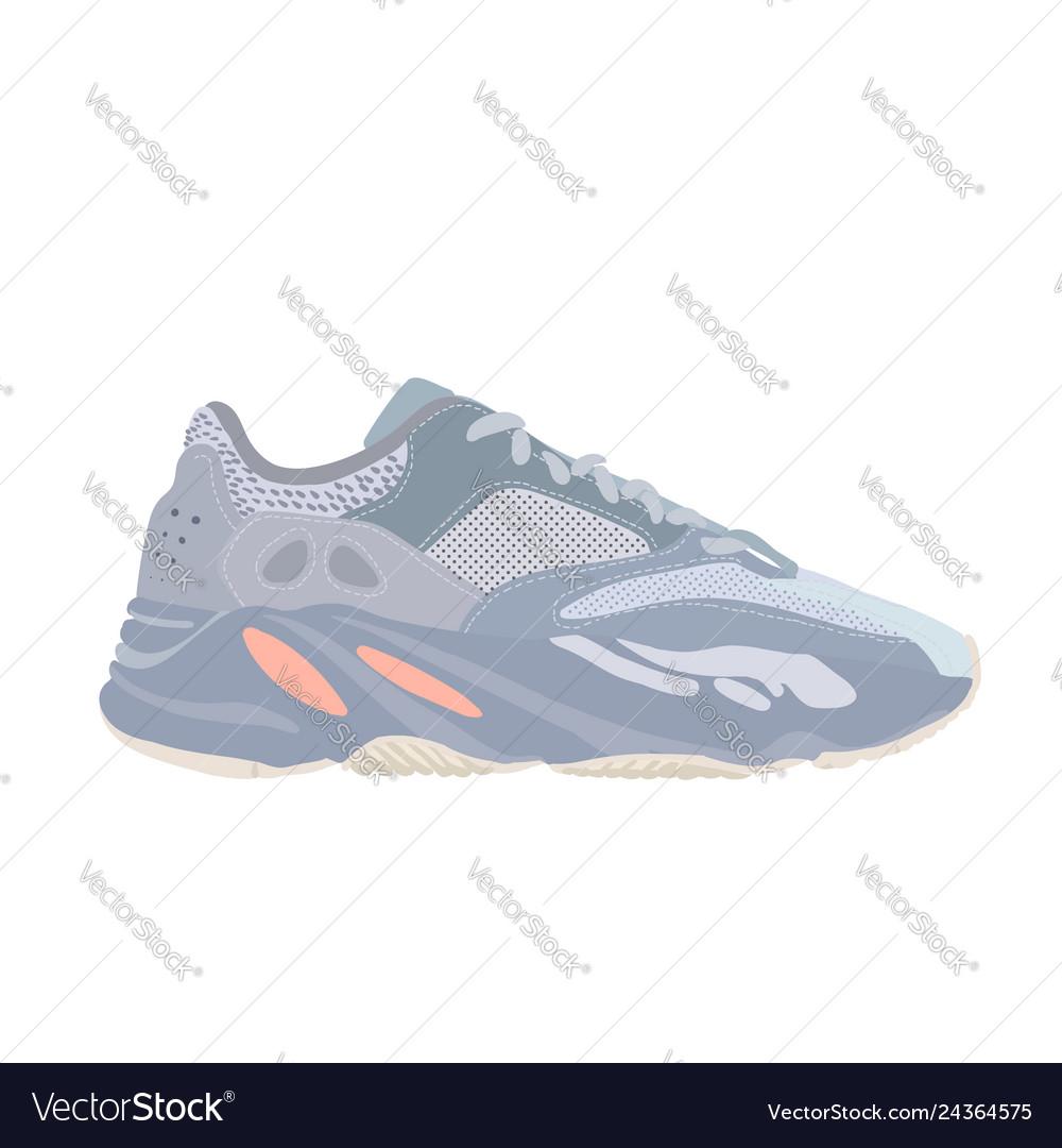 huge discount 204cd 890ff Adidas yeezy boost 700 inertia sneaker shoe con