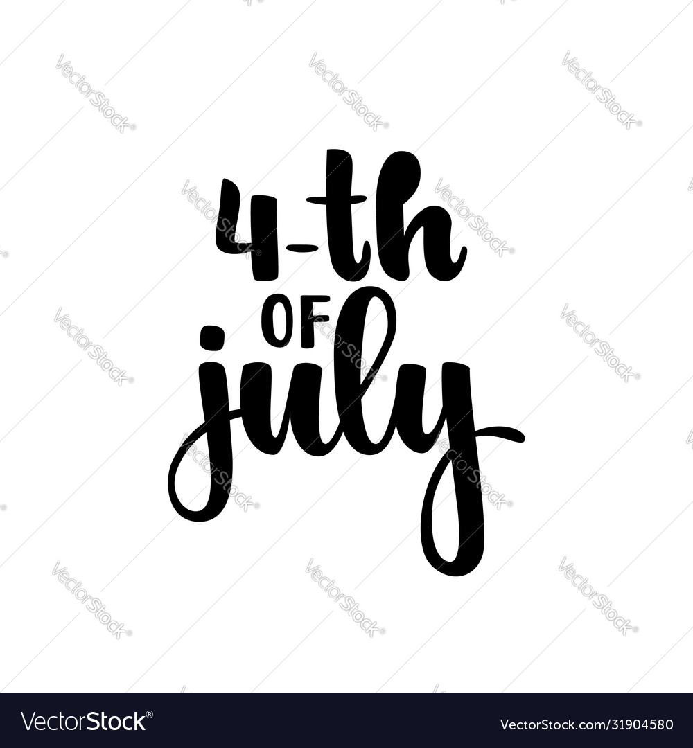 Happy 4th july card american independence