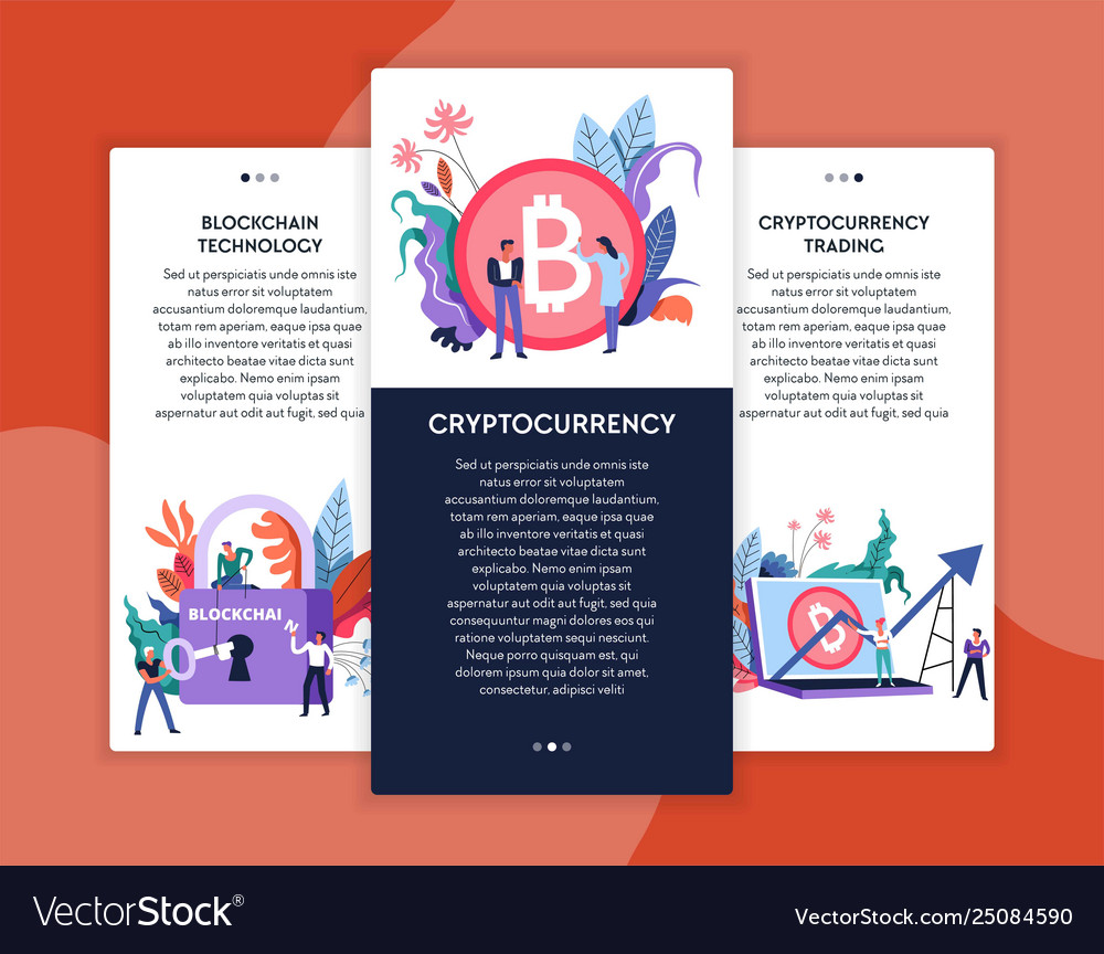 Cryptocurrency trading and blockchain technology
