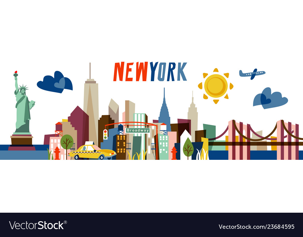 New york flat travel and