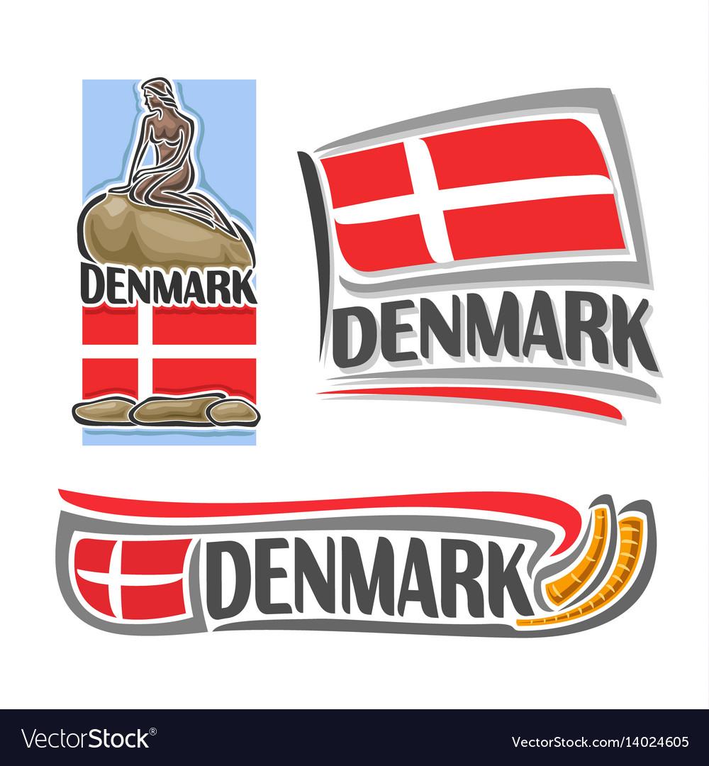 Logo for denmark
