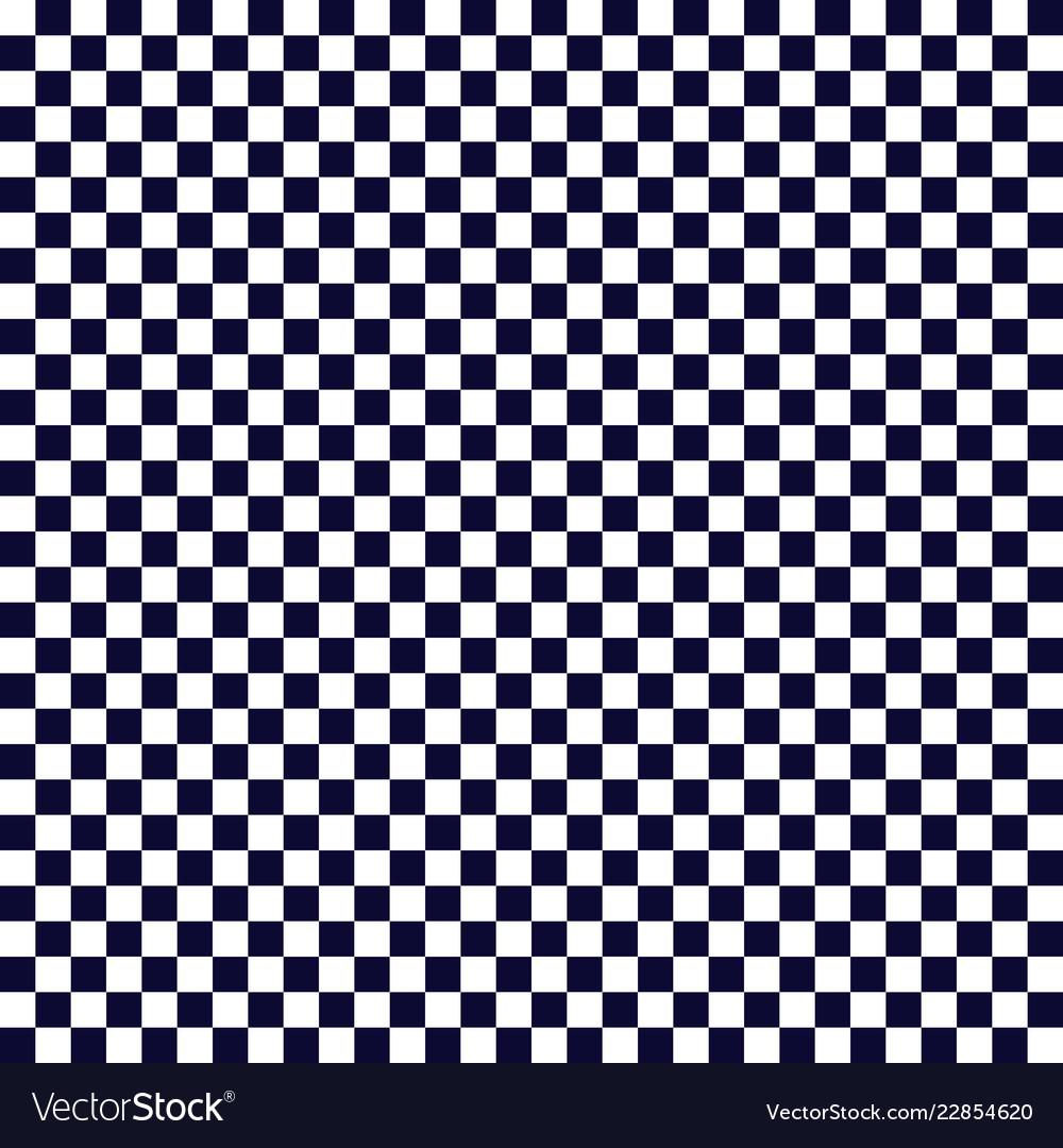 Checker pattern seamless wallpaper