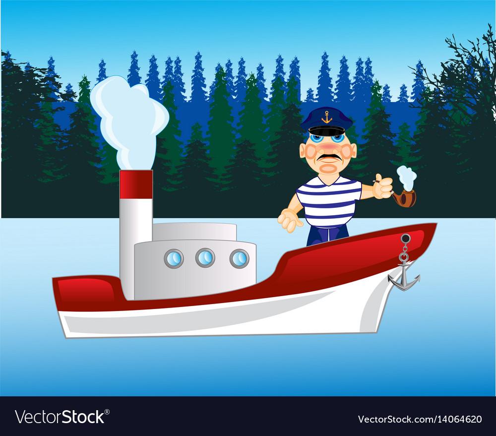 демонстрационные капитан парохода картинки фотографиям шенгенскую визу