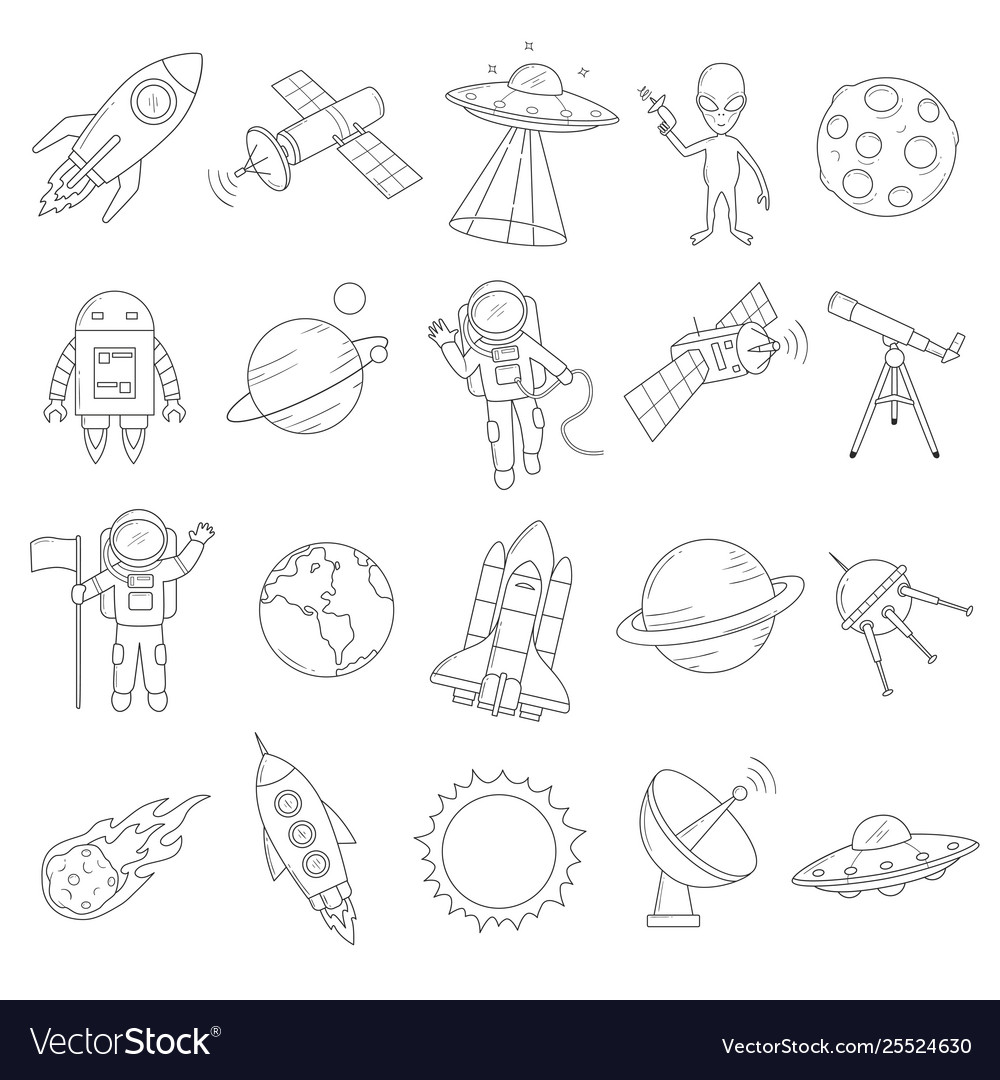 Space object set
