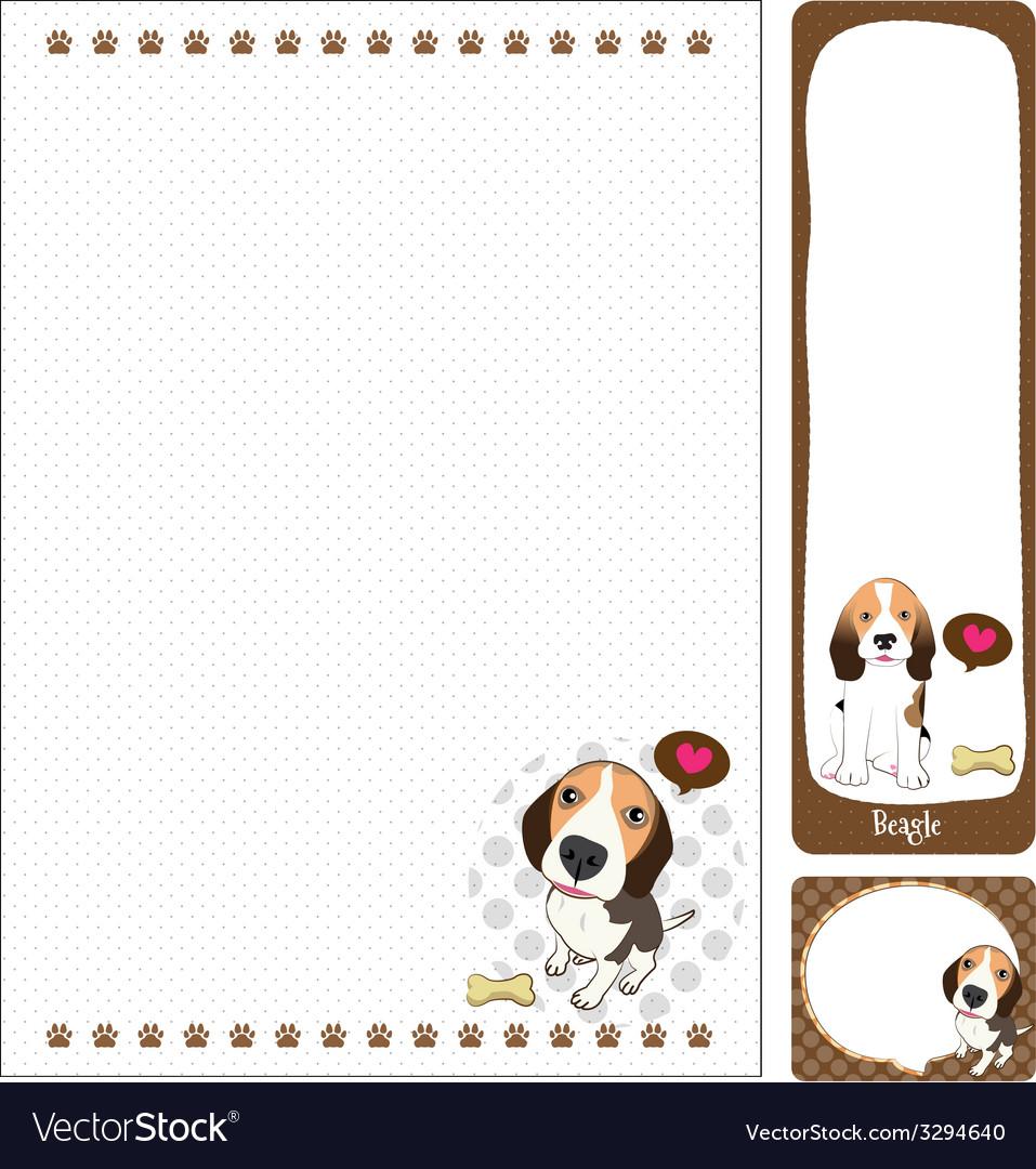 Paper note Beagle