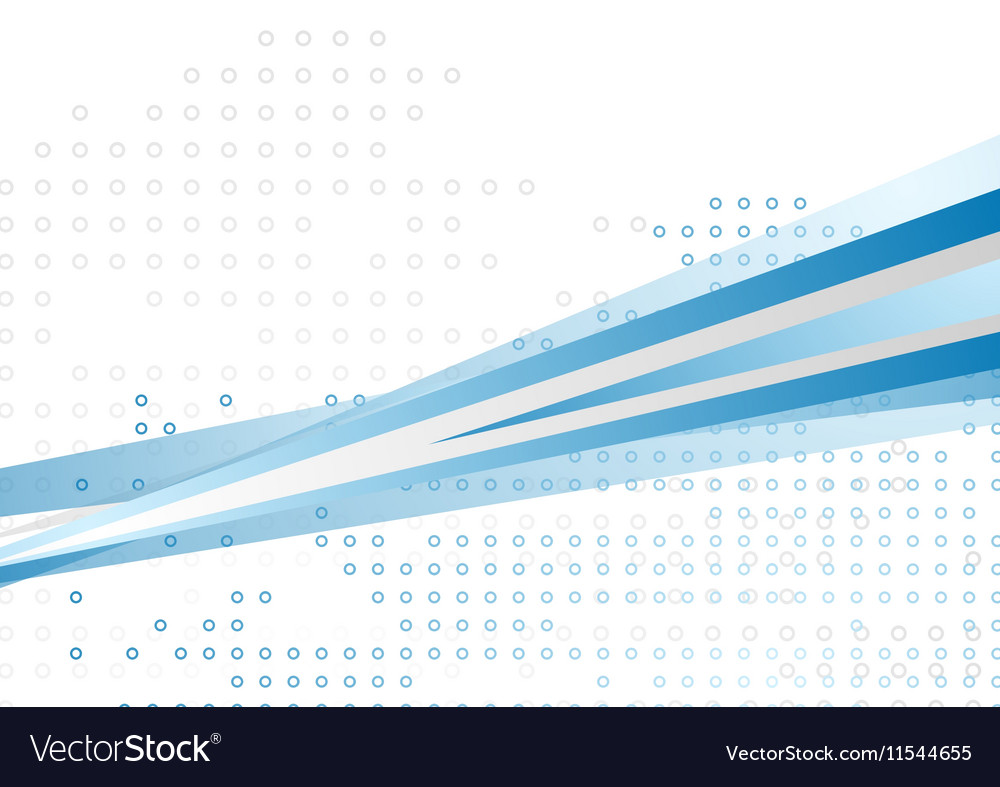Abstract blue grey corporate geometric background