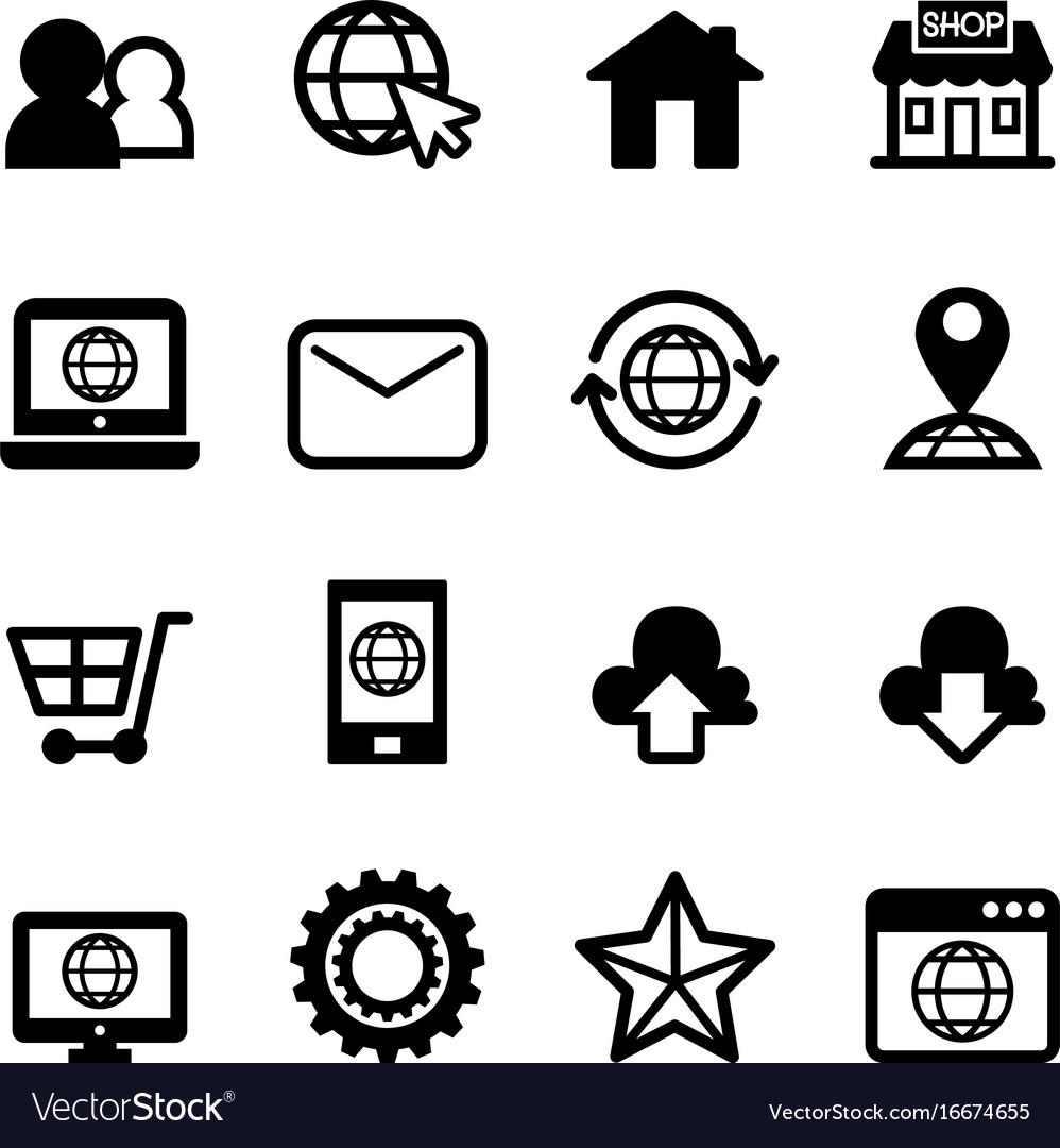 Website internet icon