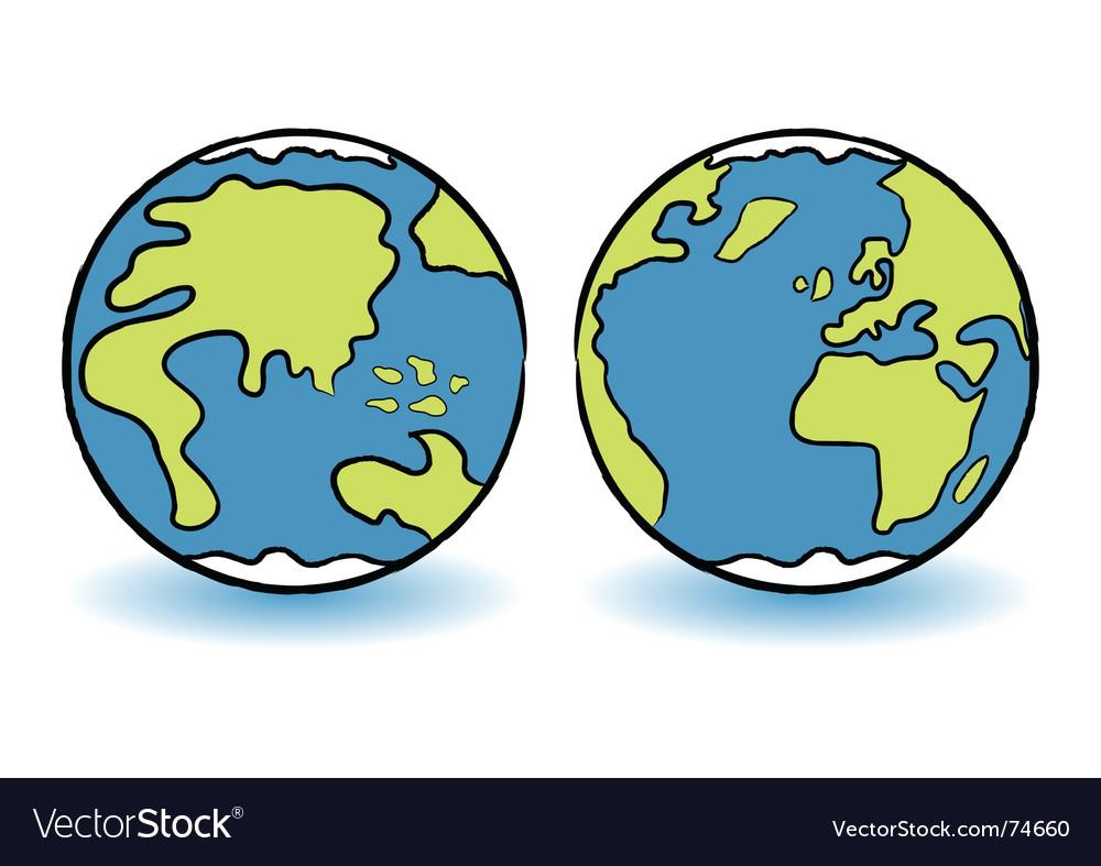 Childish globes