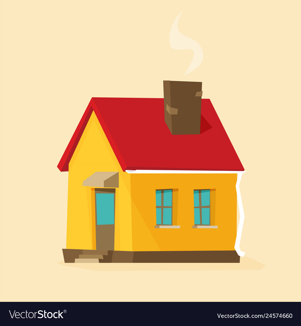 House flat style