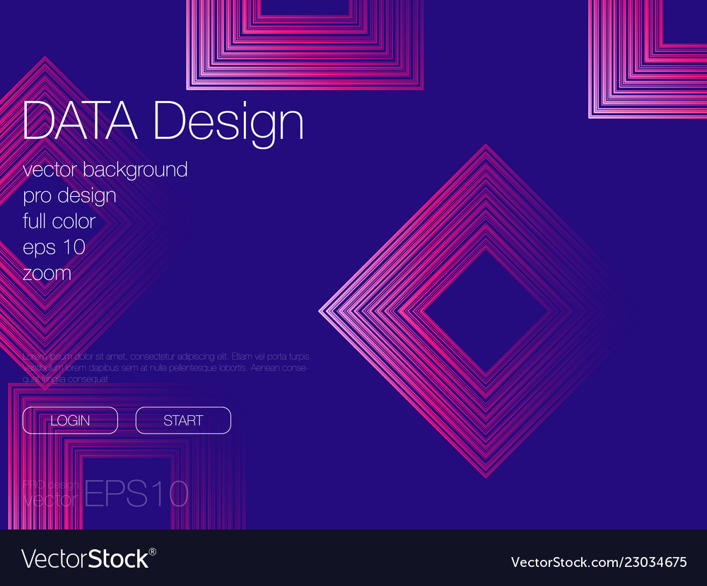 Abstract blend background template for web site