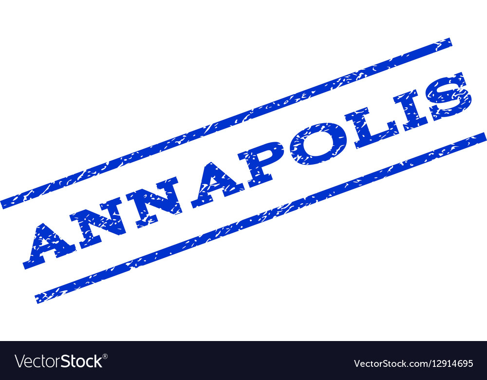 Annapolis Watermark Stamp