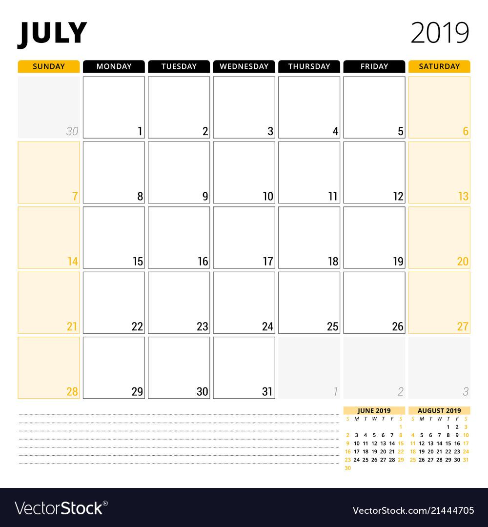 11 Temmuz 2019 Cuma