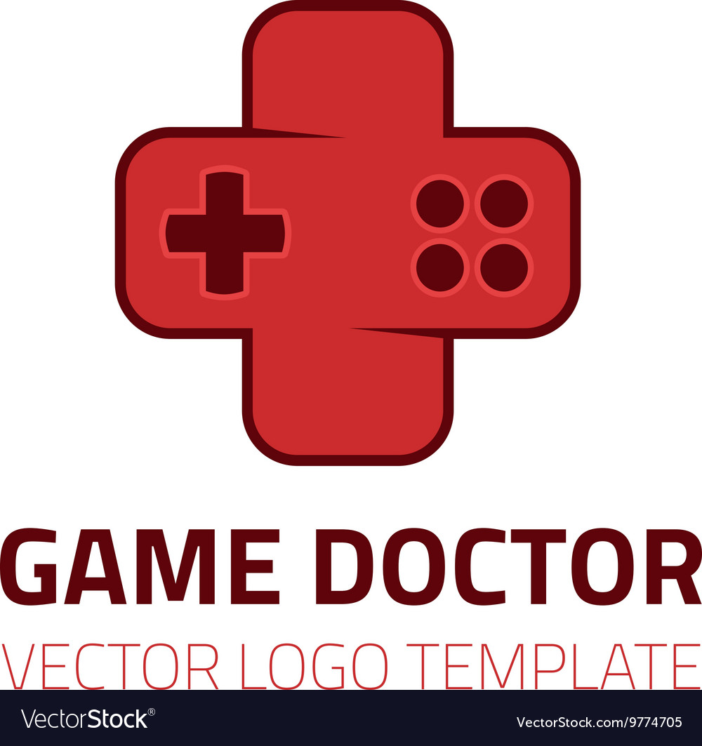 Game doctor logo