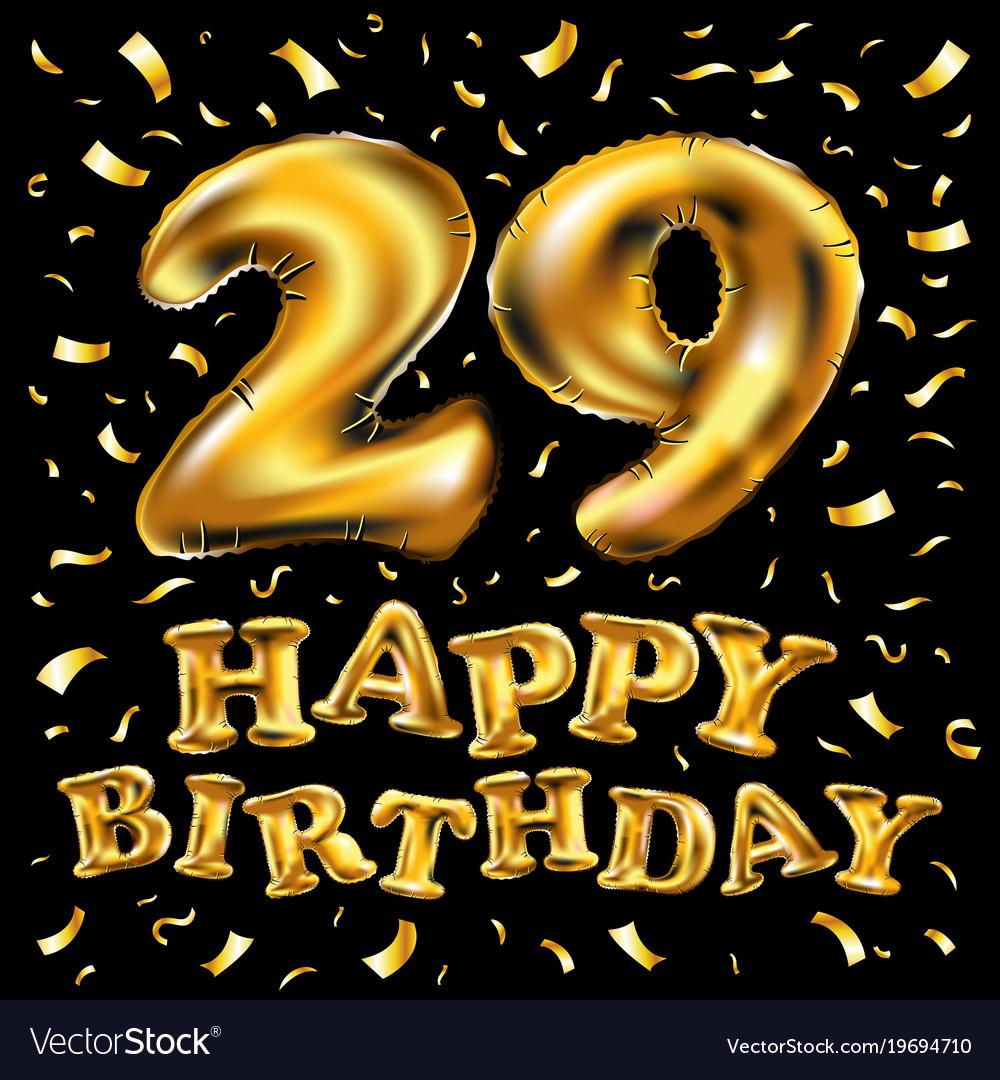 Мне 29 лет поздравления