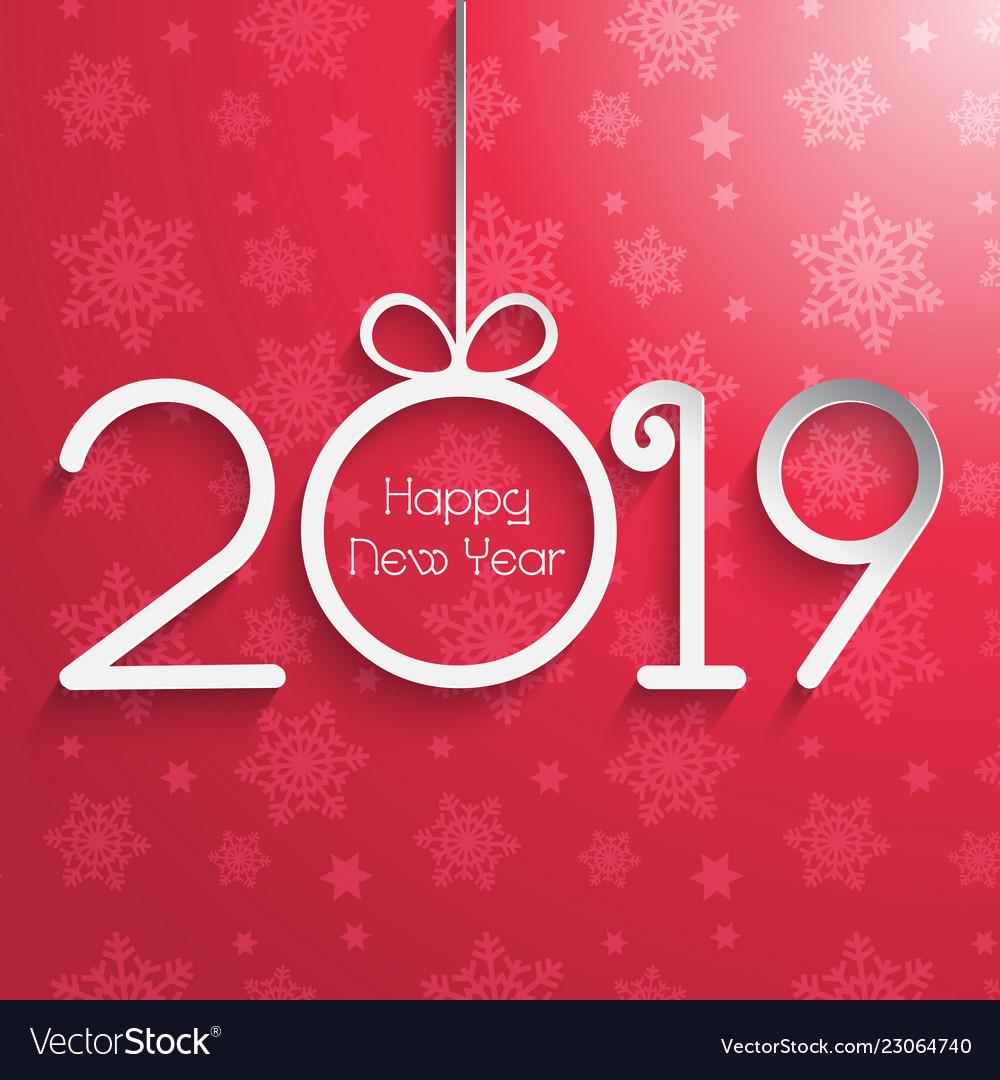 Happy new year background