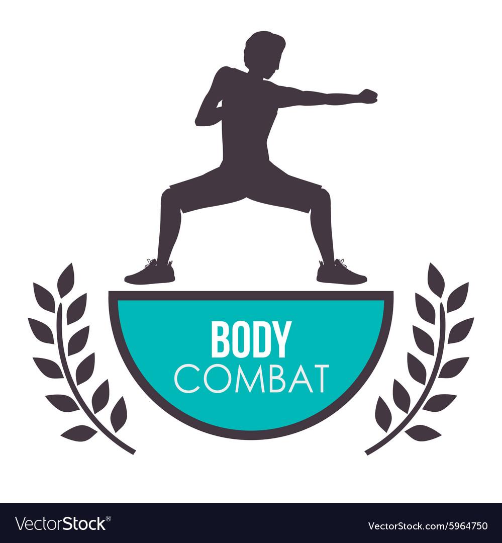 Body Combat Bodycombat Vector Images (52)
