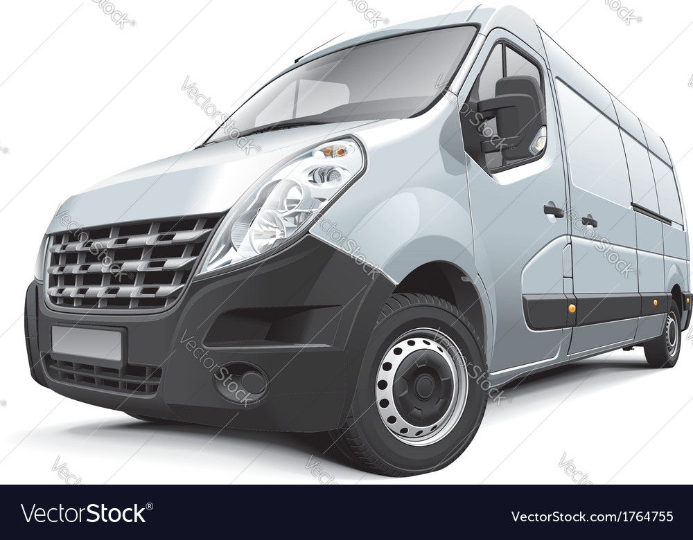 French medium size van