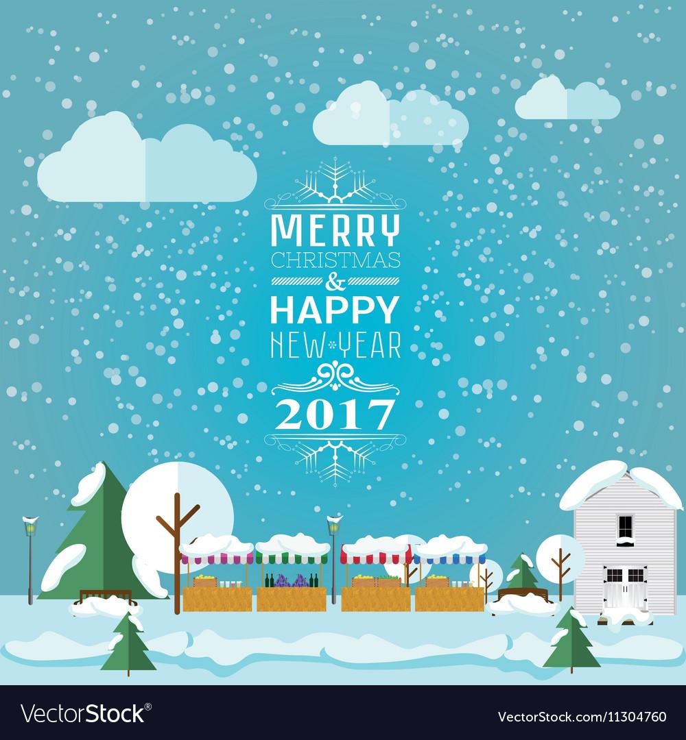 Happy New Year Invitation Card 5