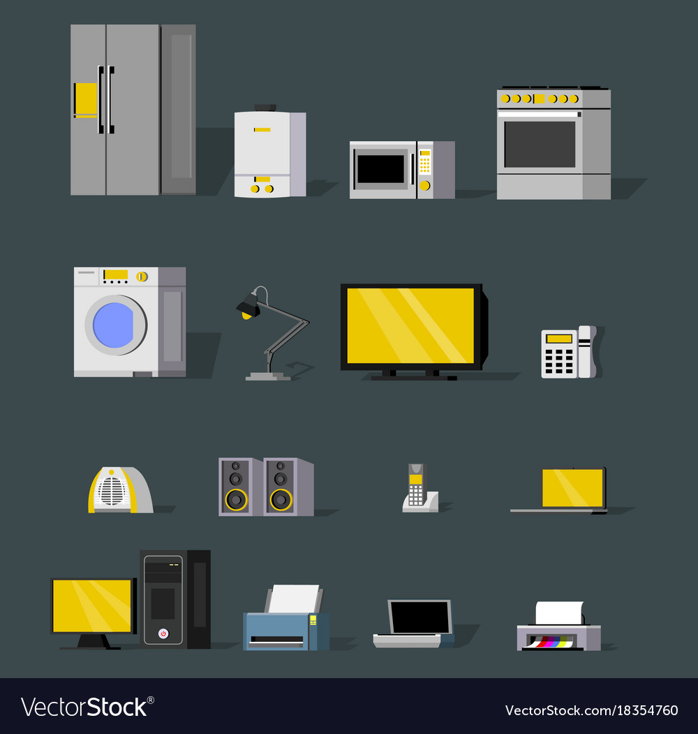 Modern wireless devices collection