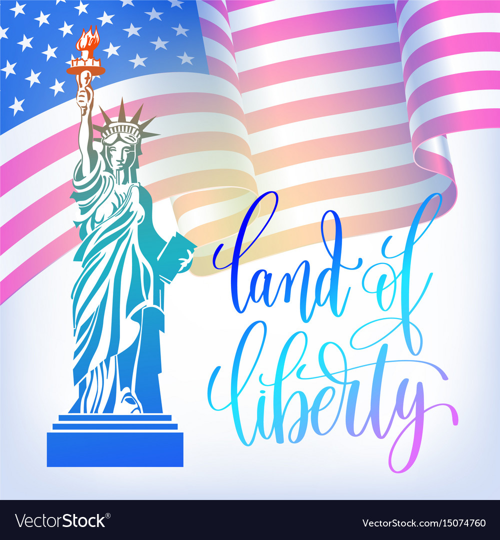 Poster to 4th july usa independence day banner