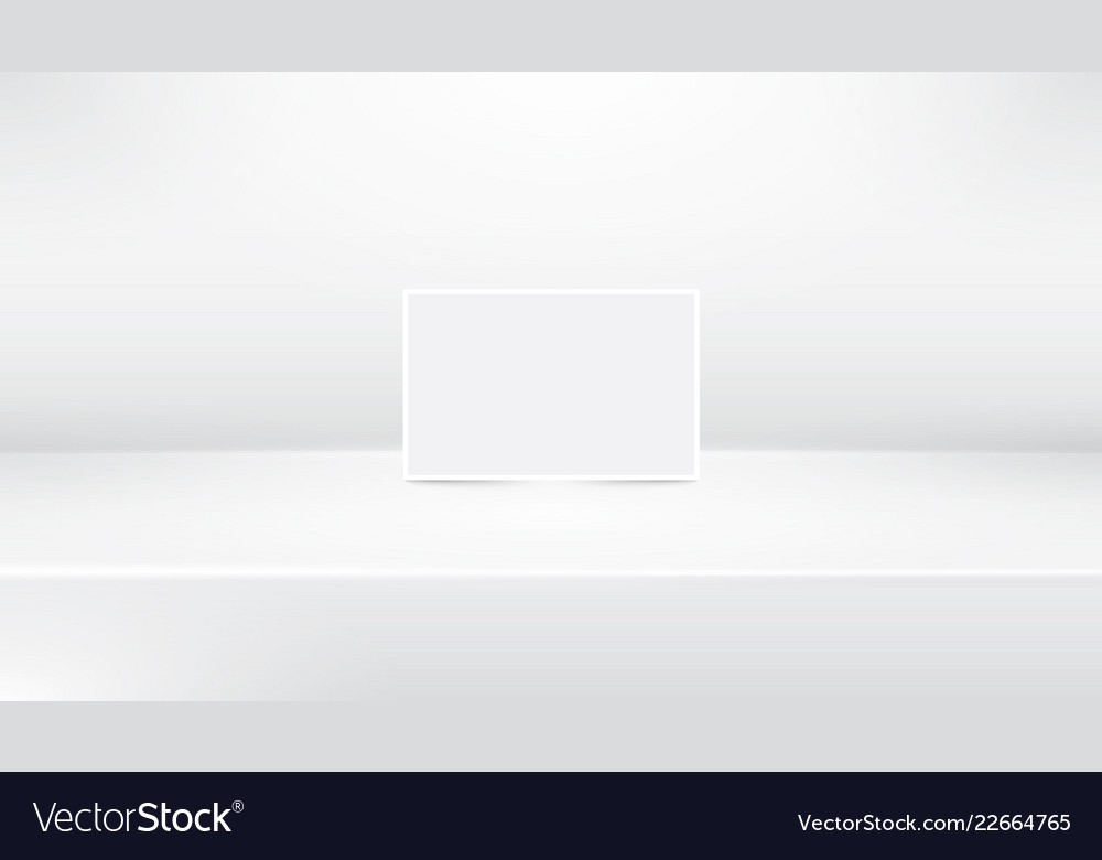 Pleasing White Empty Abstract Showroom Background With Download Free Architecture Designs Scobabritishbridgeorg