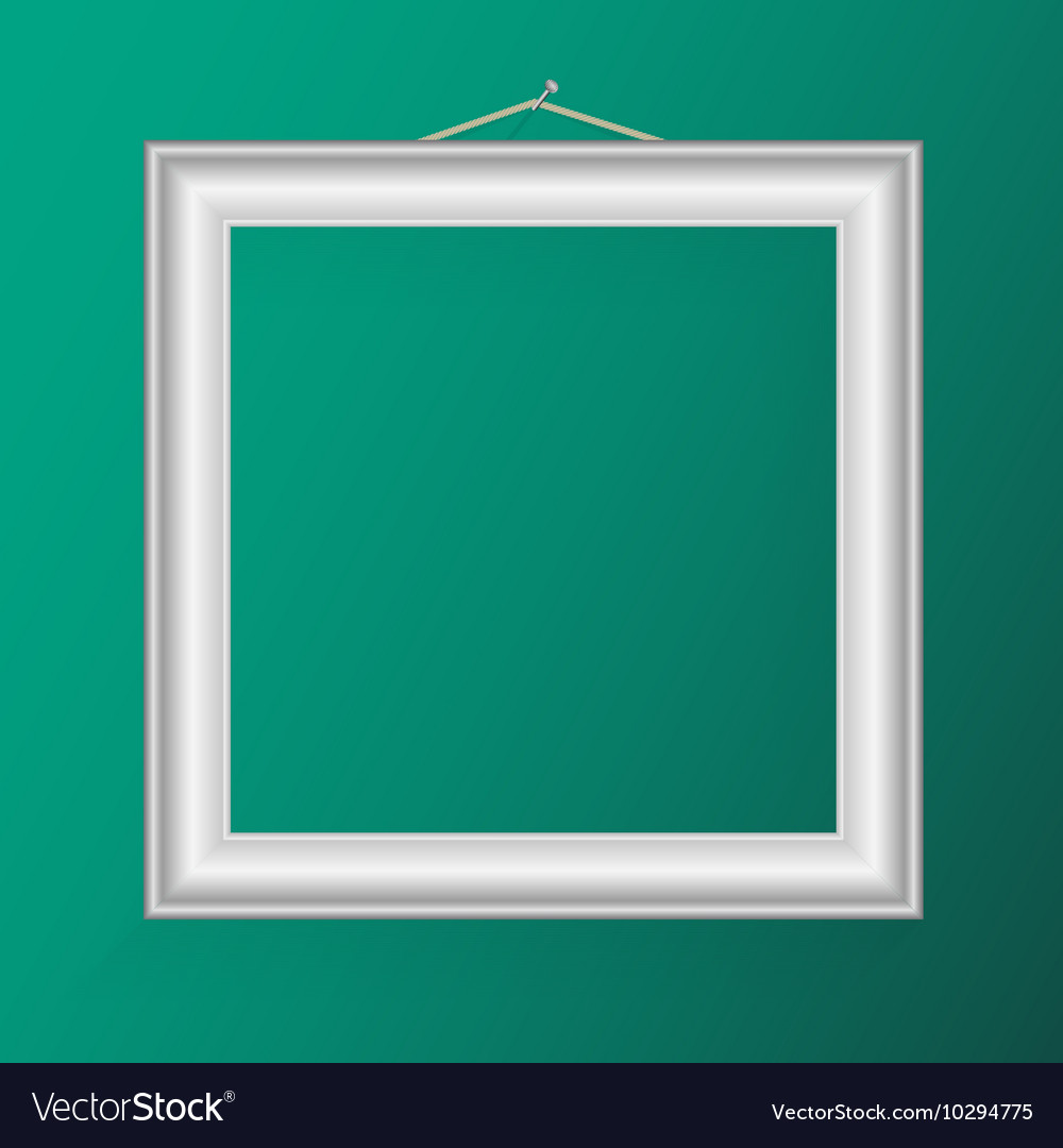 Realistic frame for your artwork or photos