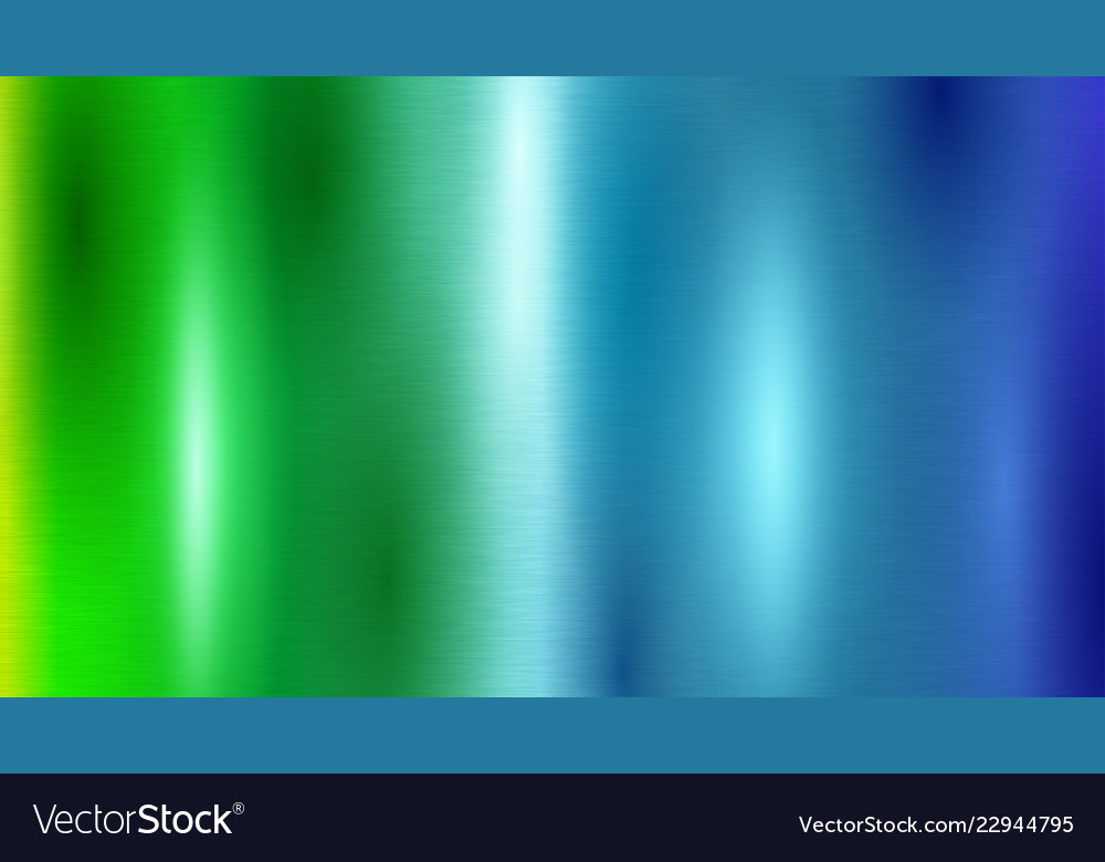 Abstract colored metal background