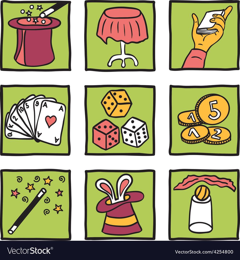 Magic tricks collection