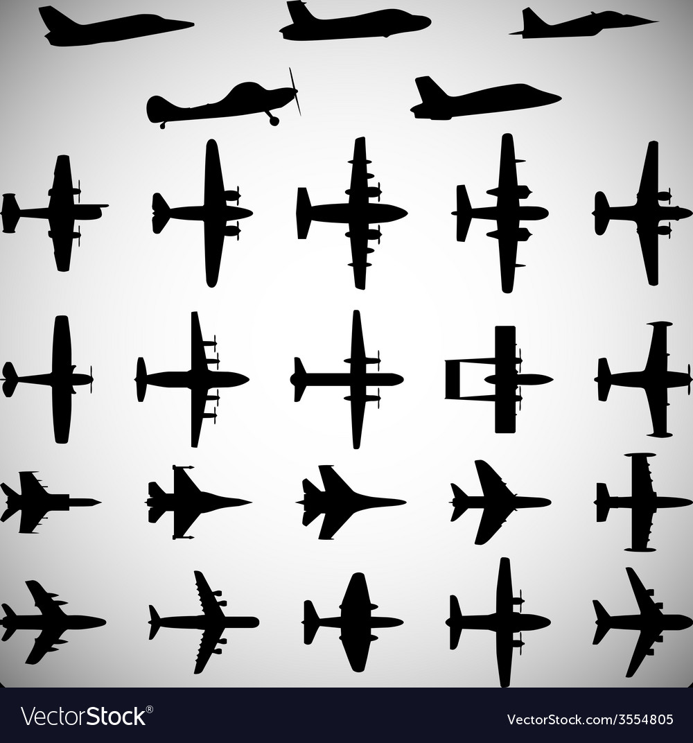 Set different airplane icons 2