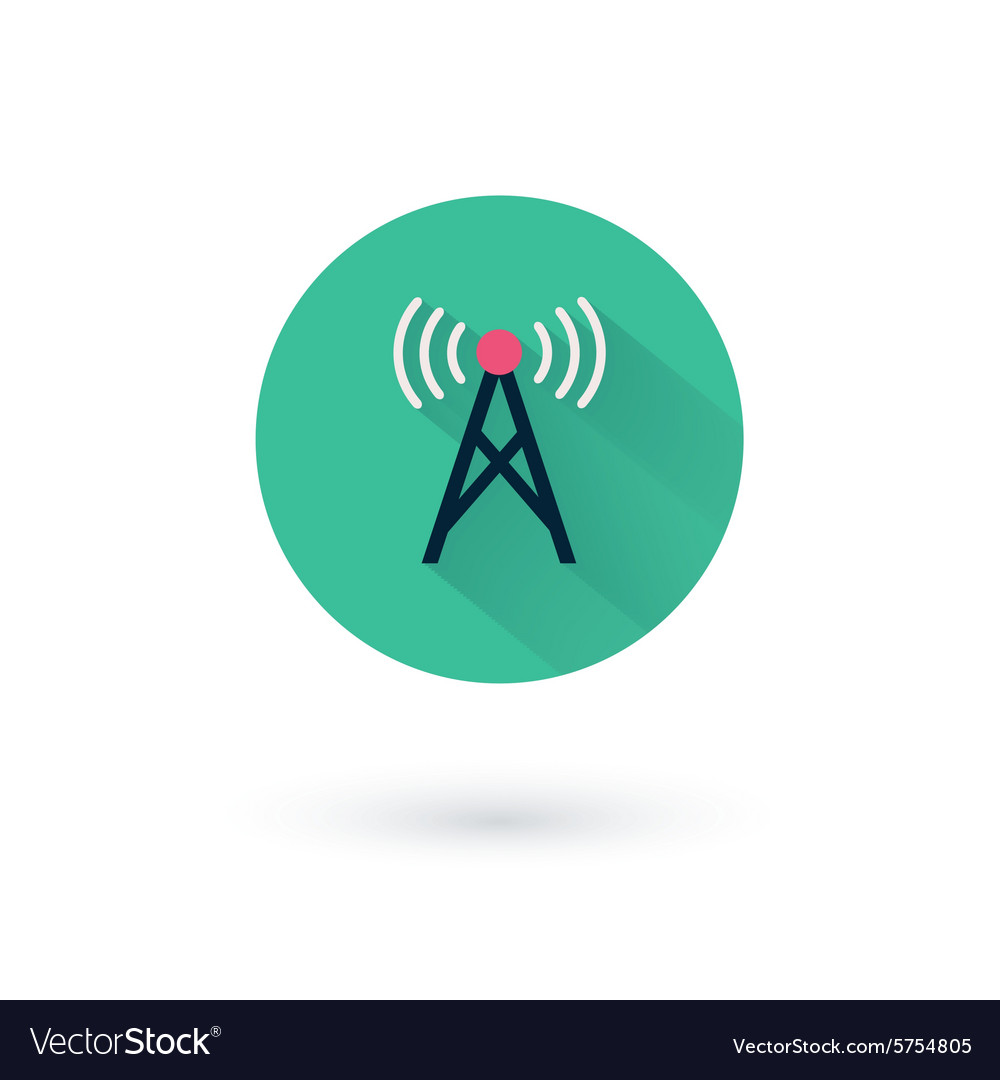 Wifi icons for remote access and communication via