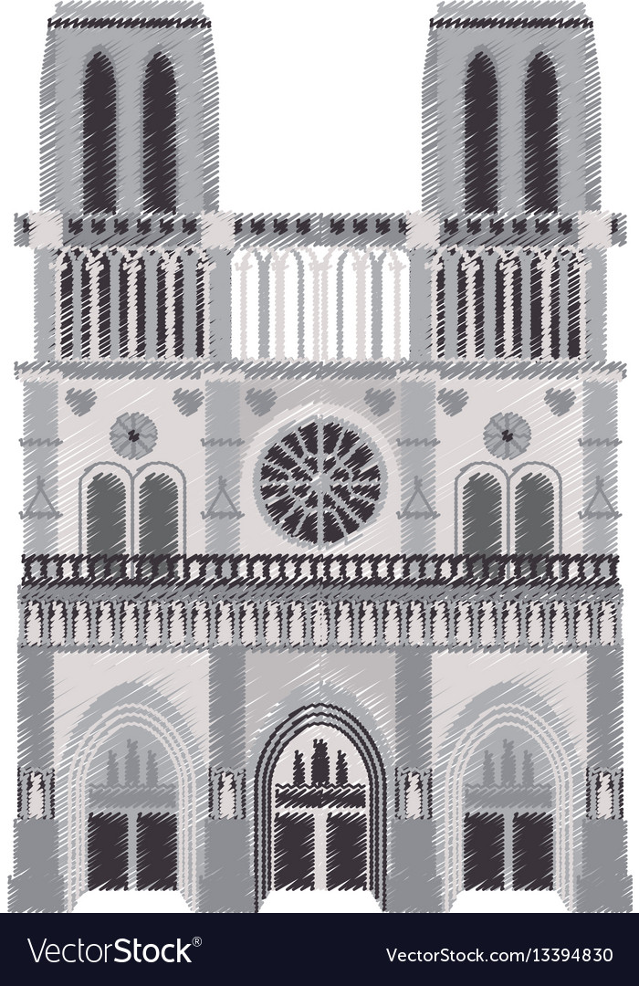 Notre dame cathedral paris icon image