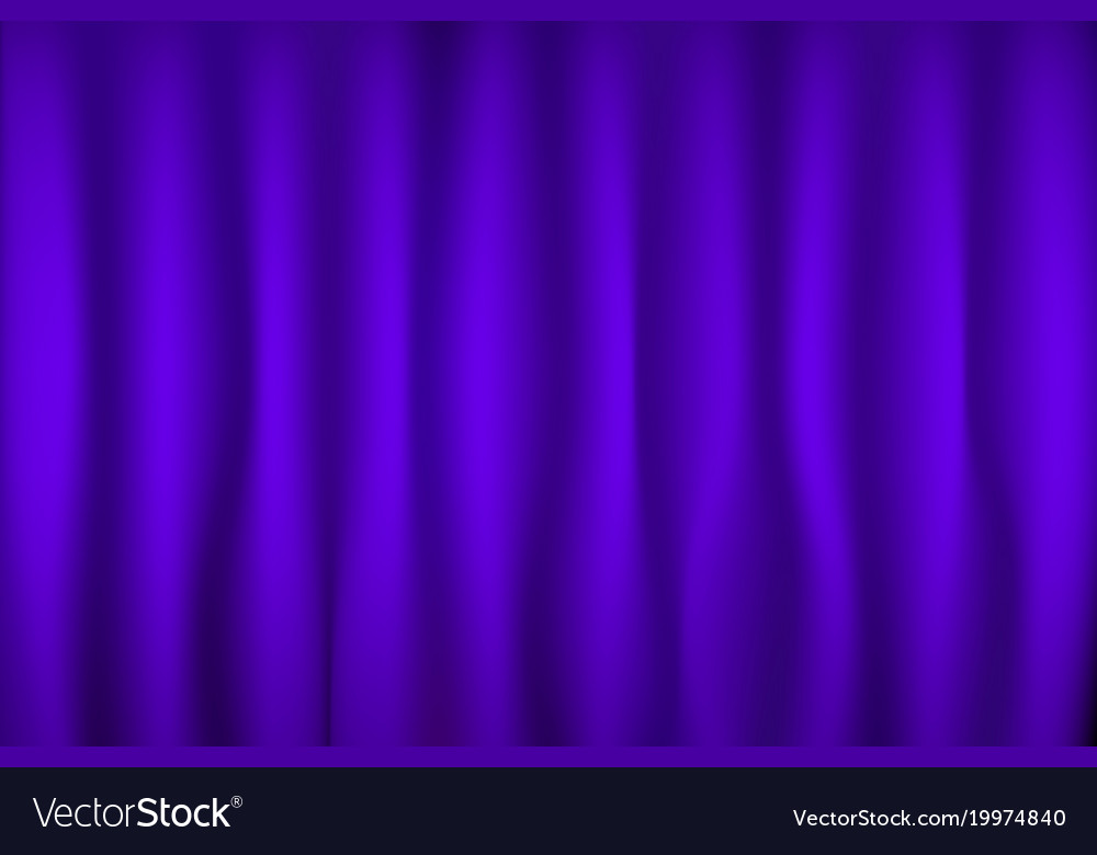Purple or violet curtain background art