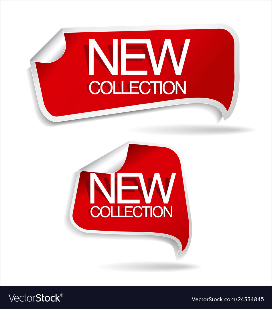 New collection labels