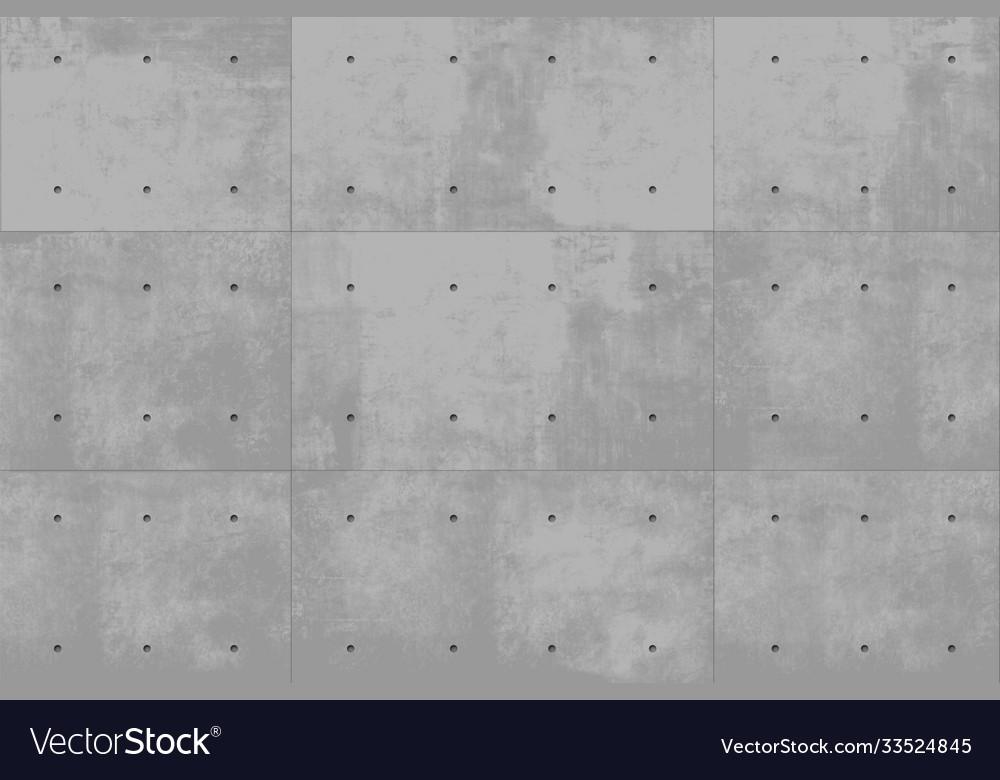 Realistic texture concrete wall gray