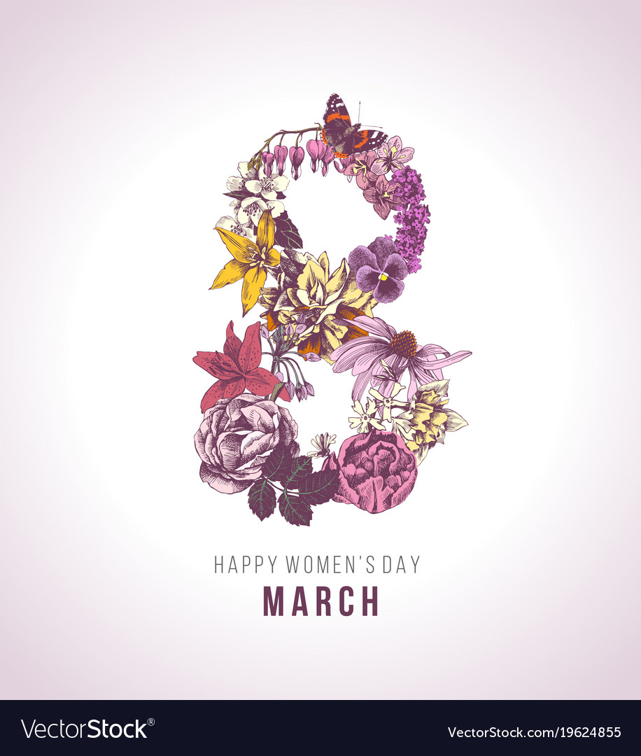8 march happy
