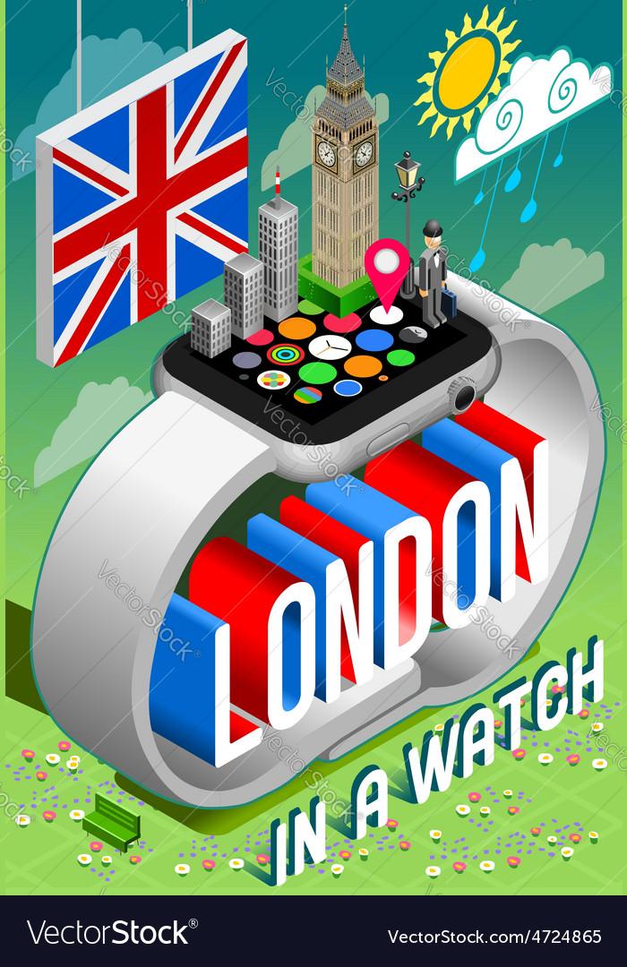London in a Watch