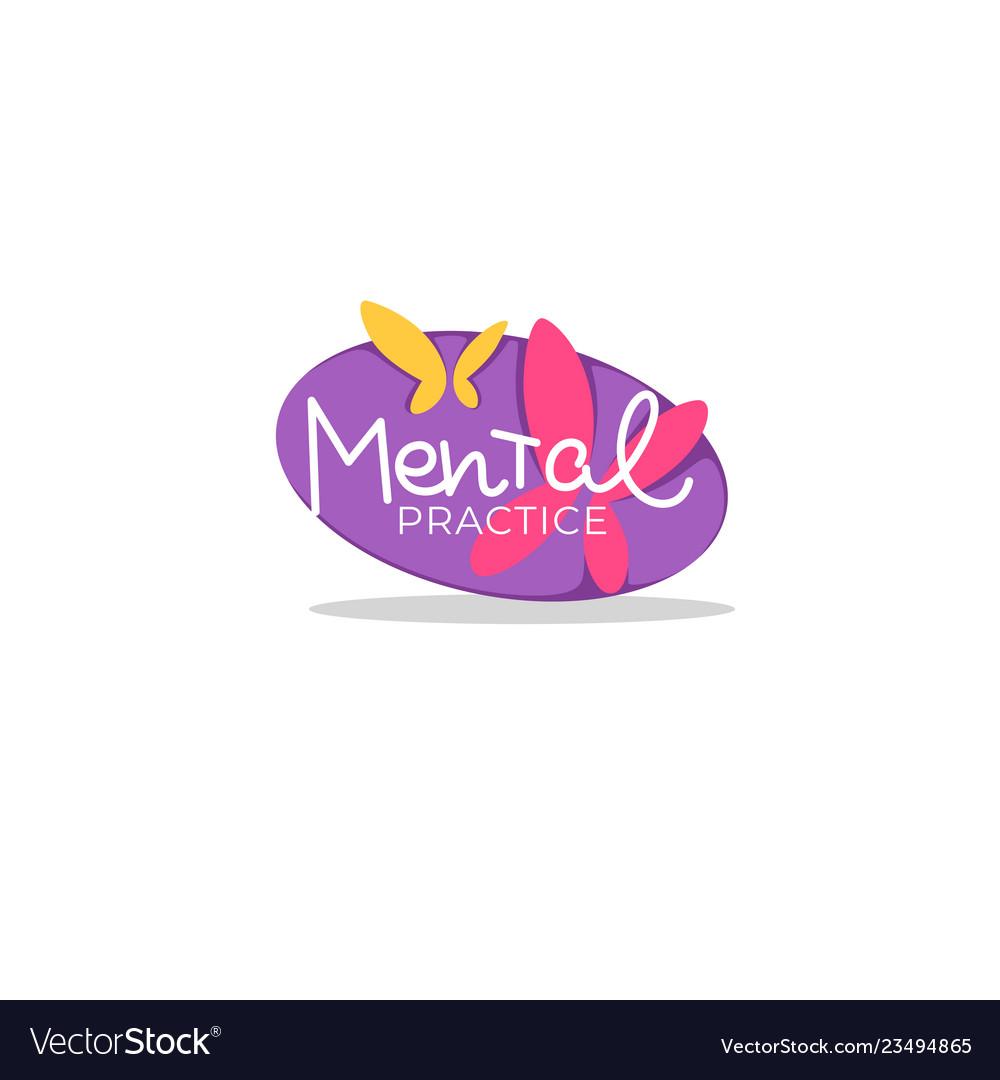 Mental practice lettering composition in doodle