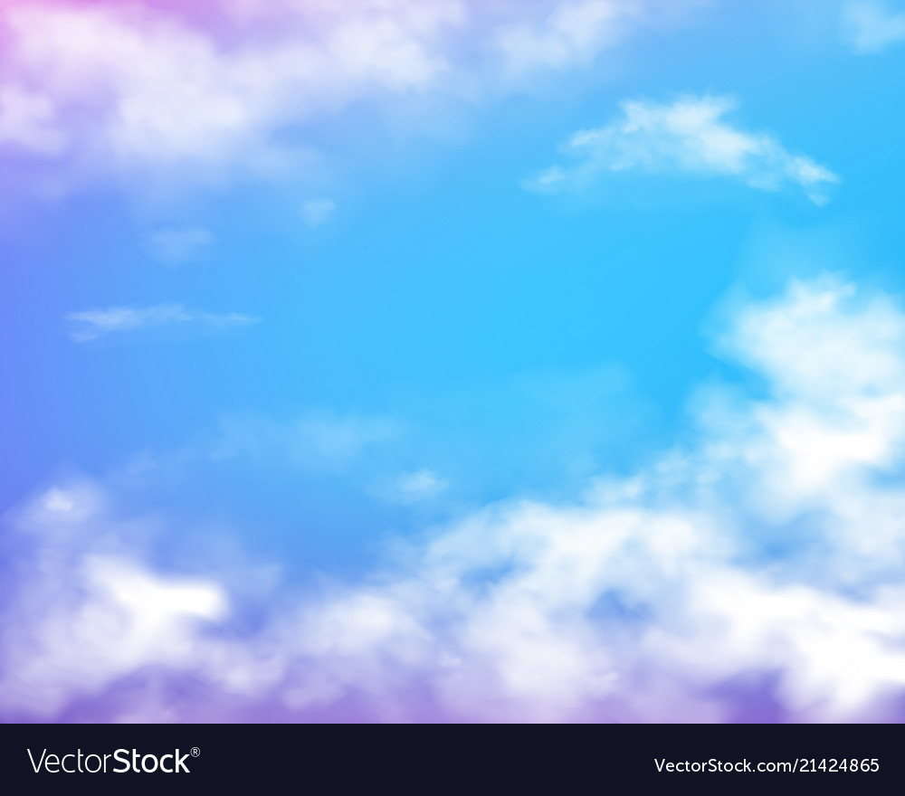 Sky clouds realistic