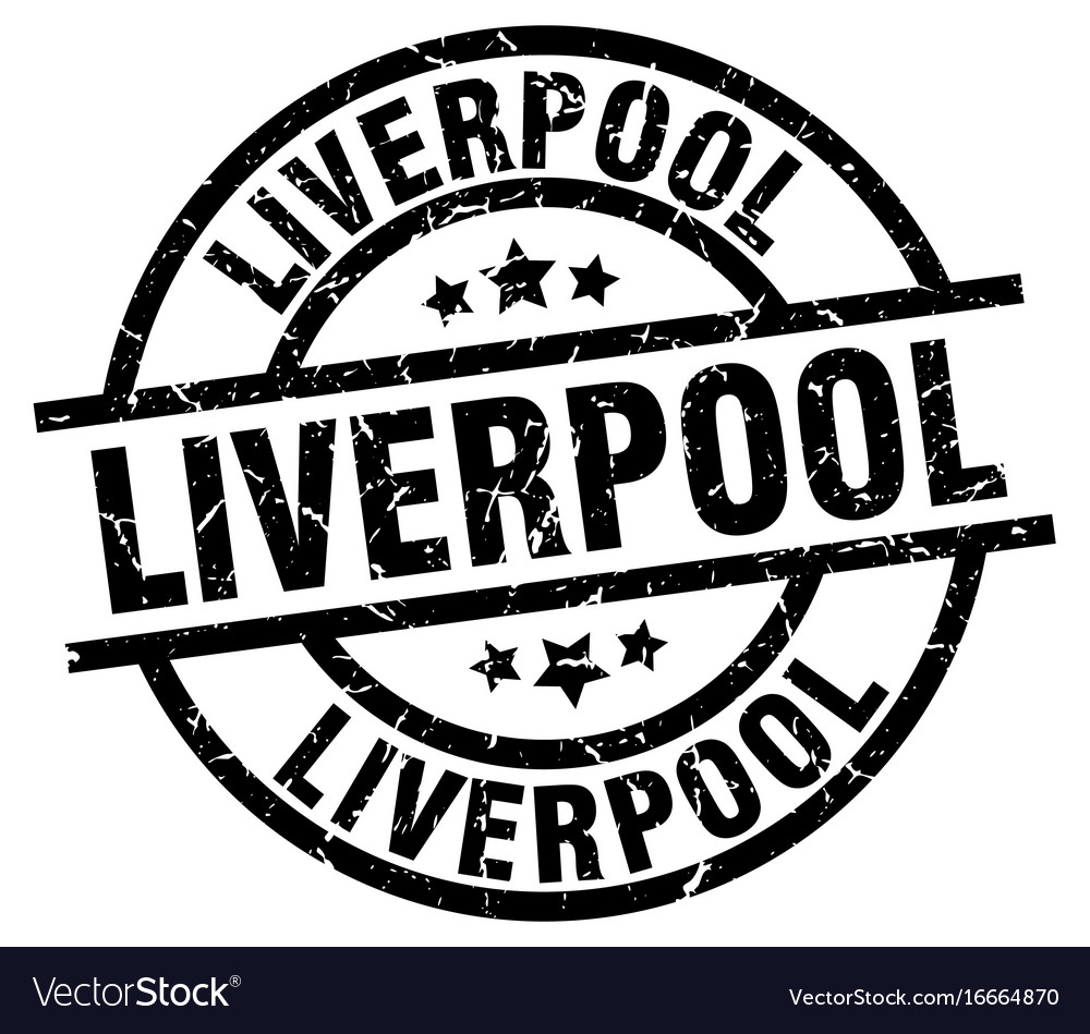 Liverpool Logo Black And White